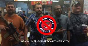 NRA Slams Open Carry Demonstrators